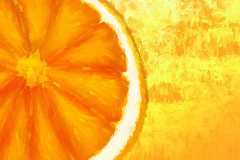 Orange von Marion Tenbergen