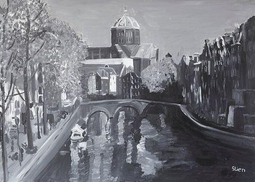 Amsterdam Nieuwe Kerk van