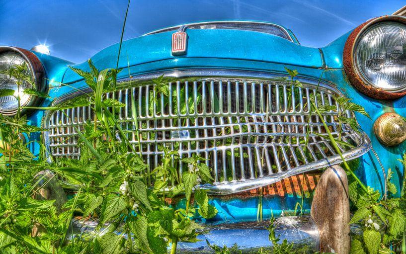 Smiling car van Peter van Eekelen