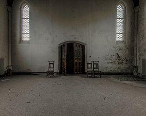 Stilte kapel van Emiel Koopman