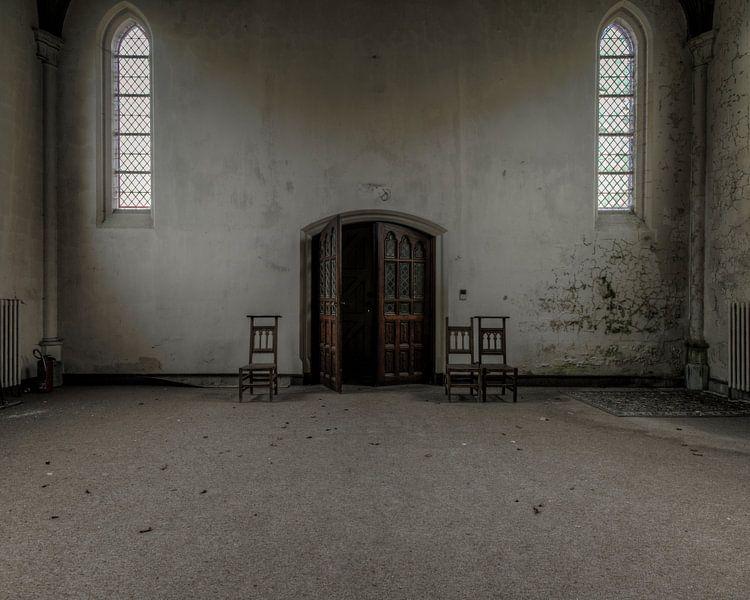 Stilte kapel von Emiel Koopman