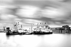 Fishingboats van