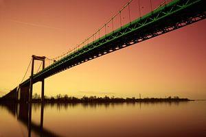 The bridge of Aquitaine