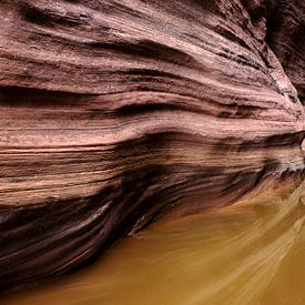 USA 2013, Buckskin Gulch (near Coyote Buttes) van Arno Fooy