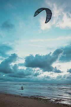 Kiter von Peter Deschepper