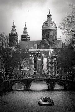 Sint-Nicolaas kirche von Iconic Amsterdam