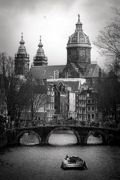 église Sint-Nicolaas sur Iconic Amsterdam