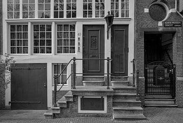 Korte Prinsengracht 40 van Peter Bartelings Photography
