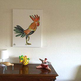 Photo de nos clients: The Rooster sur Hans Kool
