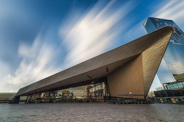 Rotterdam Station sur Albert Dros