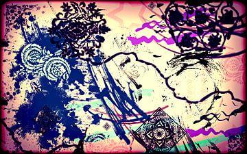 Abstrakt motiv2 sur Rosi Lorz