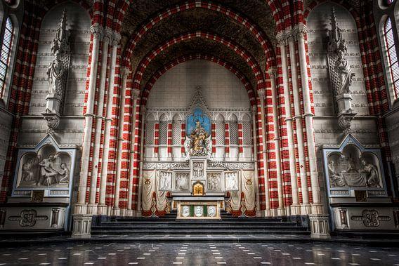 Het kapel van Sven van der Kooi