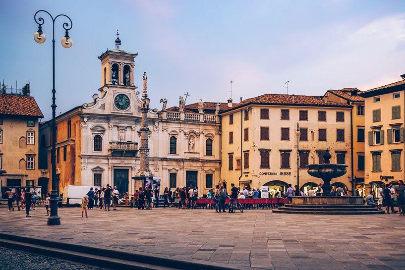 Udine – Piazza Matteotti van Alexander Voss