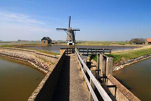 Water Mill 'Het Noorden' Oosterend