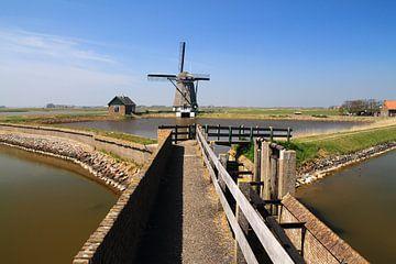 Water Mill 'Het Noorden' Oosterend van Harry Kool