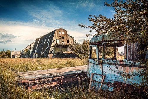 Soviet factory van