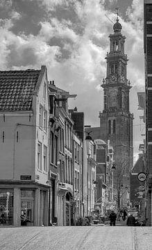 Amsterdams schönster Turm von Peter Bartelings Photography