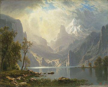 Albert Bierstadt~In de Sierras