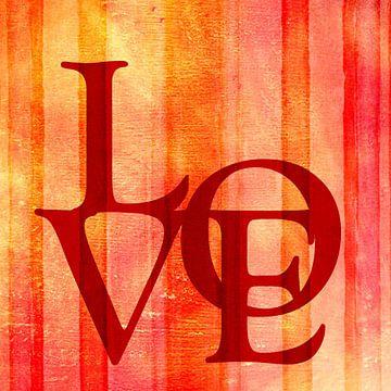 LOVE sur Heike Hultsch