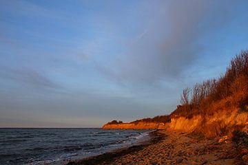 Winterabendsonne von Ostsee Bilder