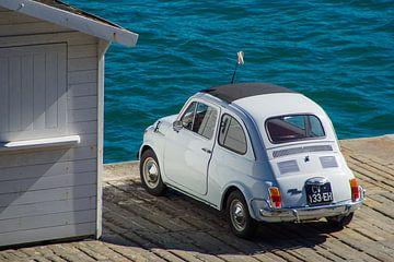 Fiat 500 von Rik Verslype
