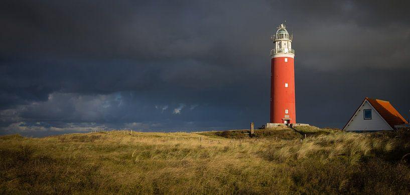 Leuchtturm Texel von Cees van Miert