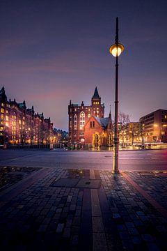 Hamburg Speicherstadt 2 von Iman Azizi