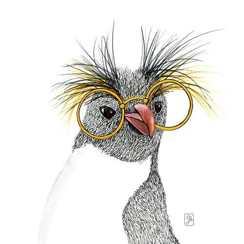 Nerdy Pinguïn