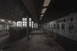 Knoppenpaneel Fabriek