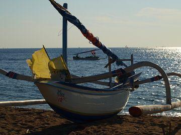 Vissersboot Amed van Annie Lausberg-Pater