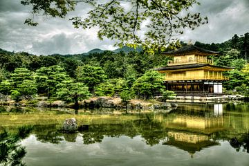 Japanischer Tempel von Sander van Geest