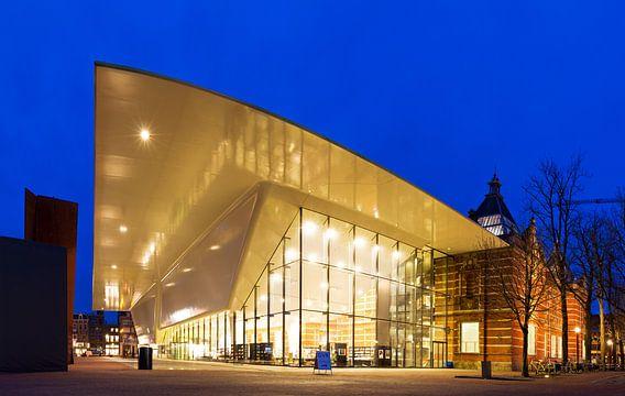 Stedelijk museum hoek von Dennis van de Water
