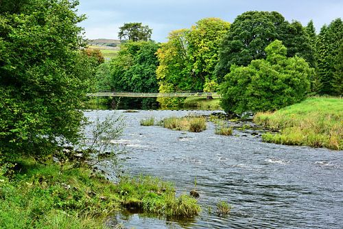River Wharfe in Yorkshire