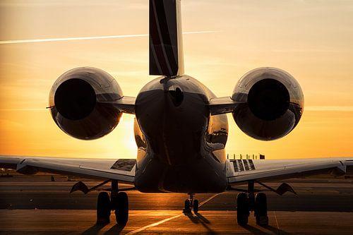 Sunset Bombardier