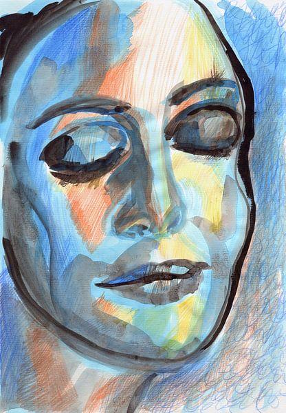 Van binnen van ART Eva Maria
