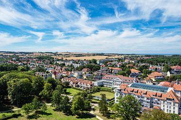 Blick auf die Stadt Kühlungsborn von Rico Ködder