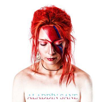 Bowie Aladdin 2 von Peter Mantel