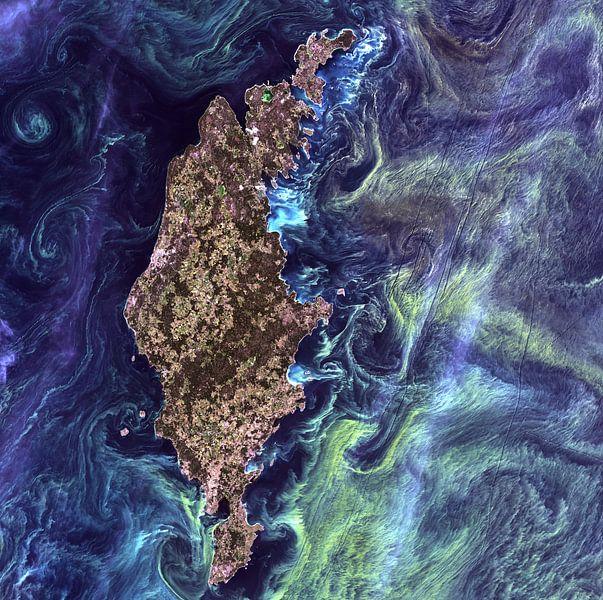 Van Gogh from Space: 'Starry Night' van Rebel Ontwerp