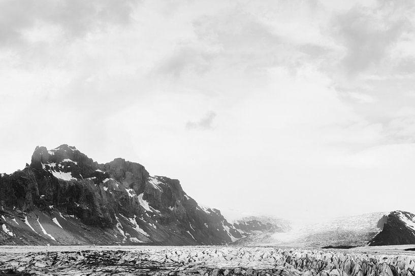 Gletsjers Jökulsarlon van Jeffrey van Musscher