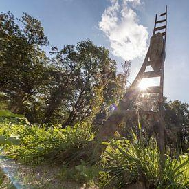 Gevonden: The Stairway to Heaven van Danny de Jong