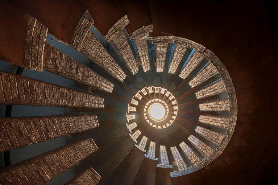 stairs van Shadia Bellafkih