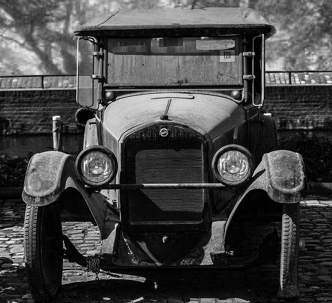 Studebaker uit 1908 van Brian Morgan