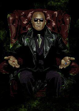 De Matrix van Nikita Abakumov