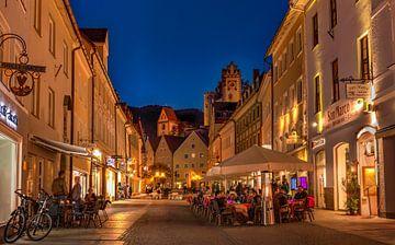 Füssen in Bayern, Deutschland
