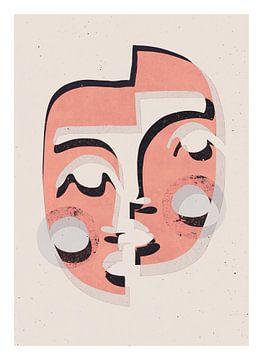 Het masker van treechild .