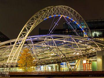 Station blaak in Rotterdam van victor van bochove