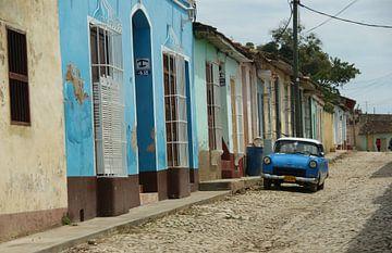 Cuba auto von Michel van Vliet