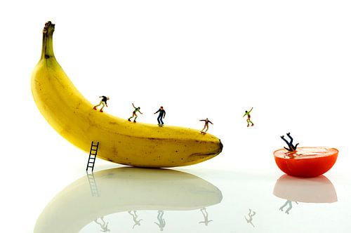 banana skating