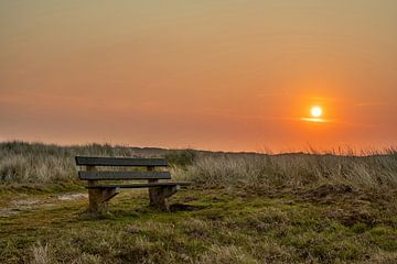 Texeler Landschaft von Texel360Fotografie Richard Heerschap