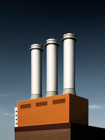 Berlin – Charlottenburg Power Plant